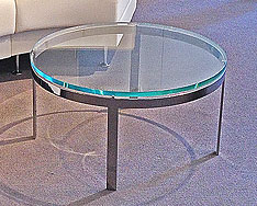 Stainless Steel Round, Square or Rectangular Tables